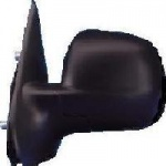 Seat Cordoba [00-02] Complete Cable Adjust Mirror Unit - Black